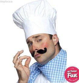 Smiffys White Chef Hat