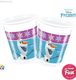 Procos Disney Frozen - Party Plastic Cups 8Ct
