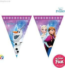 Procos Disney Frozen - Banner - Triangle Flag (9)