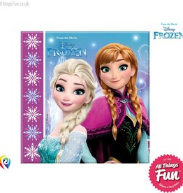 Procos Disney Frozen - Party Napkins 20Ct