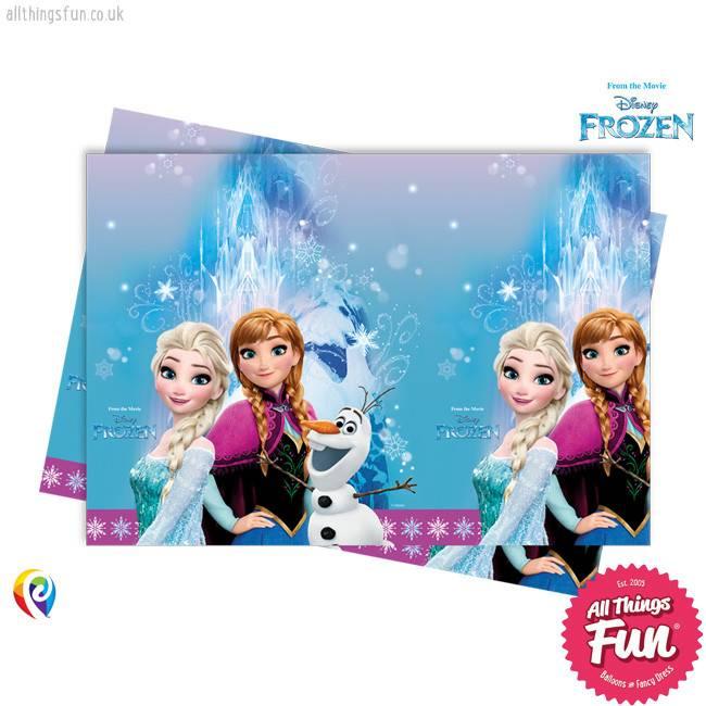 Procos Disney Frozen - Party Table Cover 1Ct