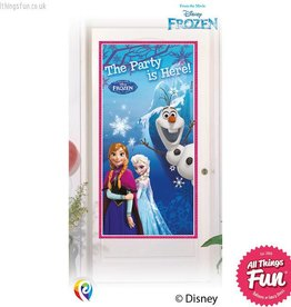Procos Disney Frozen - Door Banner 1Ct