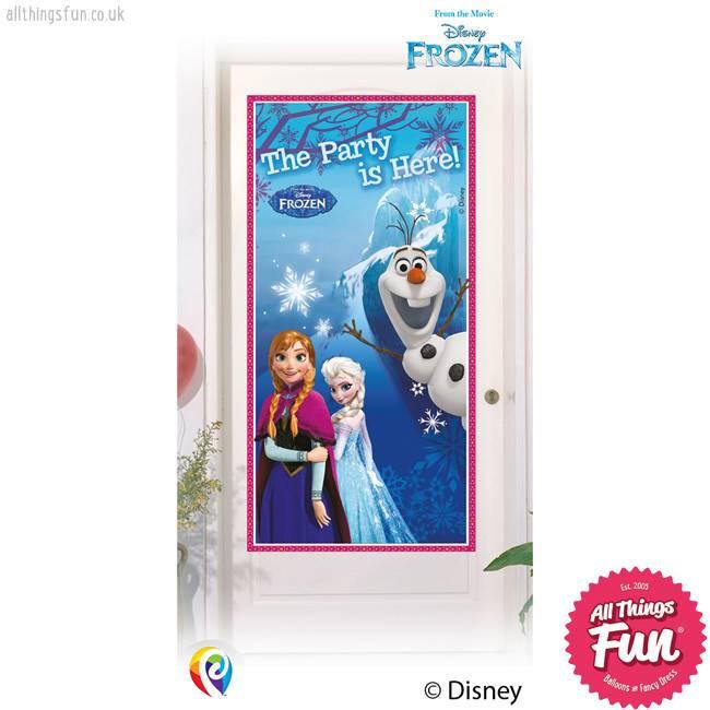 Procos Disney Frozen - Door Banner 1Ct