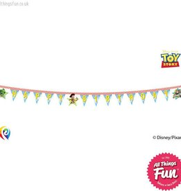 Procos *DISC* Toy Story Star Power - Banner 1Ct - Happy Birthday