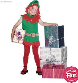 Smiffys Elf Toddler Costume