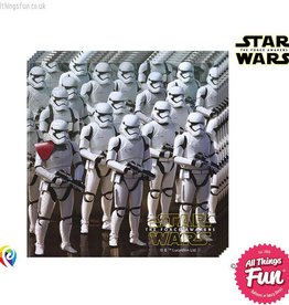 Procos Star Wars The Force Awakens - Party Napkins 20Ct
