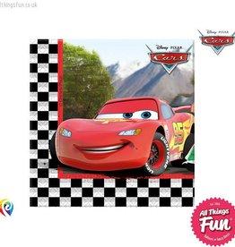 Procos Disney Cars - Party Napkins 20Ct