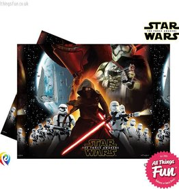 Procos Star Wars The Force Awakens - Party Table Cover 1Ct