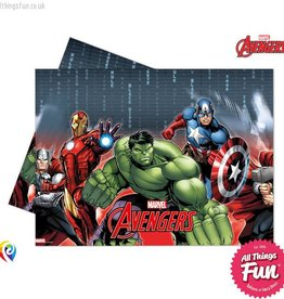Procos *DISC* Avengers Power - Party Table Cover 1Ct