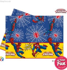 Procos Ultimate Spiderman - Party Table Cover 1Ct