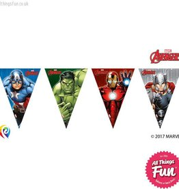 Procos Avengers Power - Banner - Triangle Flag (9)
