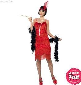 Smiffys Flapper Shimmy Costume