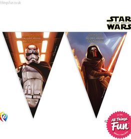Procos Star Wars The Force Awakens - Banner - Triangle Flag (9)