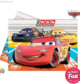 Procos *DISC* Disney Cars - Party Table Cover 1Ct