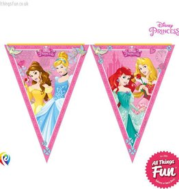 Procos Disney Princess - Banner - Triangle Flag (9)