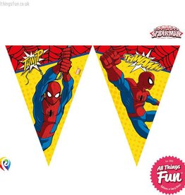 Procos Ultimate Spiderman - Banner - Triangle Flag (9)
