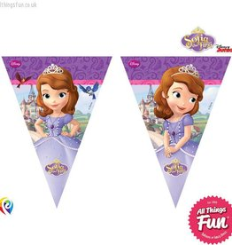 Procos Sofia The First - Banner - Triangle Flag (9)