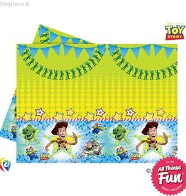 Procos Toy Story Star Power - Party Table Cover 1Ct