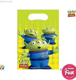 Procos Toy Story Star Power - Party Bags 6Ct