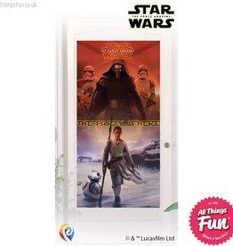 Procos Star Wars The Force Awakens - Door Banner 1Ct