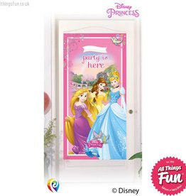 Procos Disney Princess - Door Banner 1Ct