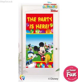 Procos Playful Mickey - Door Banner 1Ct