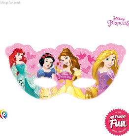 Procos Disney Princess - Party Masks 6Ct
