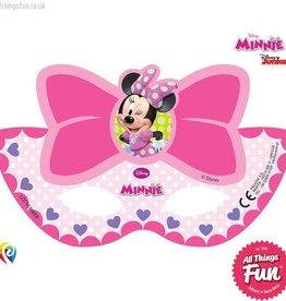 Procos Disney Minnie Mouse - Party Masks 6Ct
