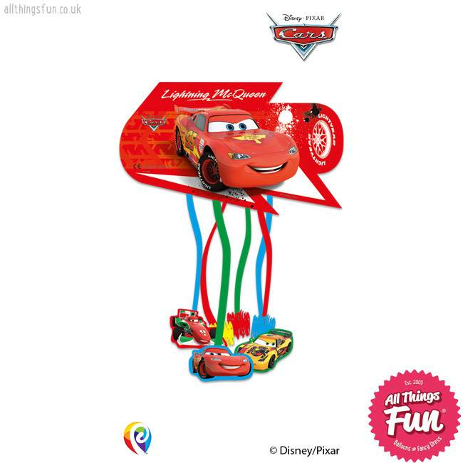 Procos Disney Cars - Pinata 1Ct