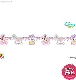Procos Infant Minnie - Silhouette Die-Cut Banner
