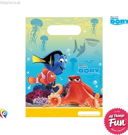 Procos *DISC* Finding Dory - Party Bags 6Ct