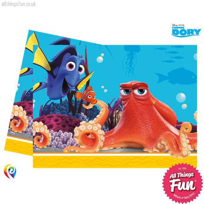 Procos Finding Dory - Party Table Cover 1Ct