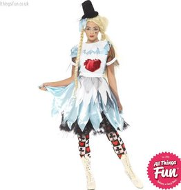 Smiffys Alice in Blunderland Costume