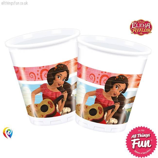 Procos Elena Of Avalor - Party Plastic Cups 8Ct
