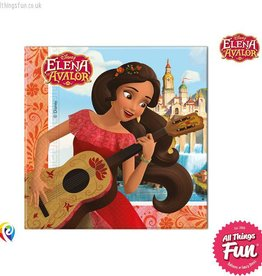 Procos Elena Of Avalor - Party Napkins 20Ct