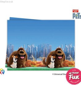 Procos *DISC* The Secret Life Of Pets - Party Table Cover 1Ct