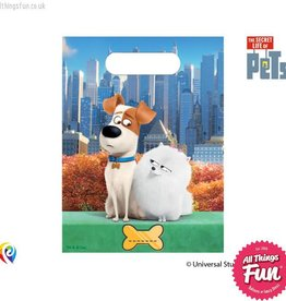 Procos *DISC* The Secret Life Of Pets - Party Bags 6Ct