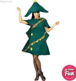 Smiffys Christmas Tree Costume