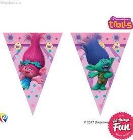 Procos Trolls - Banner - Triangle Flag (9)