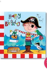 Pioneer Balloon Company Party Napkins - Pirate