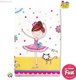 Pioneer Balloon Company Table Cover - Ballerina