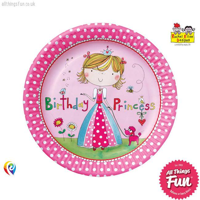 Pioneer Balloon Company Table Cover - Princess