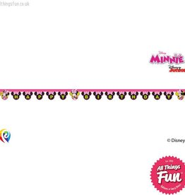 Procos Disney Minnie Mouse - Banner 1Ct - Happy Birthday