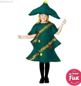Smiffys Child's Christmas Tree Costume