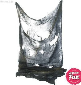 Smiffys Creepy Cloth Grey 75cm x 180cm
