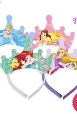 Procos Disney Princess - Tiaras 4Ct