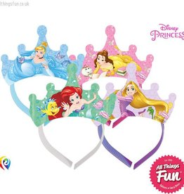 Procos Disney Princess - Tiaras 4Ct