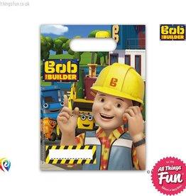 Procos Bob The Builder - Party Bags 6Ct