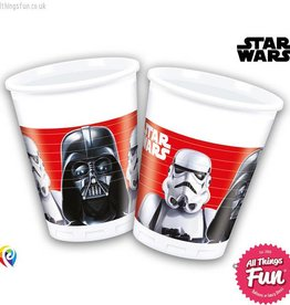 Procos Star Wars - Party Plastic Cups 8Ct
