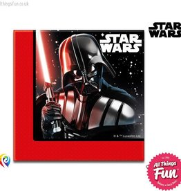 Procos Star Wars - Party Napkins 20Ct